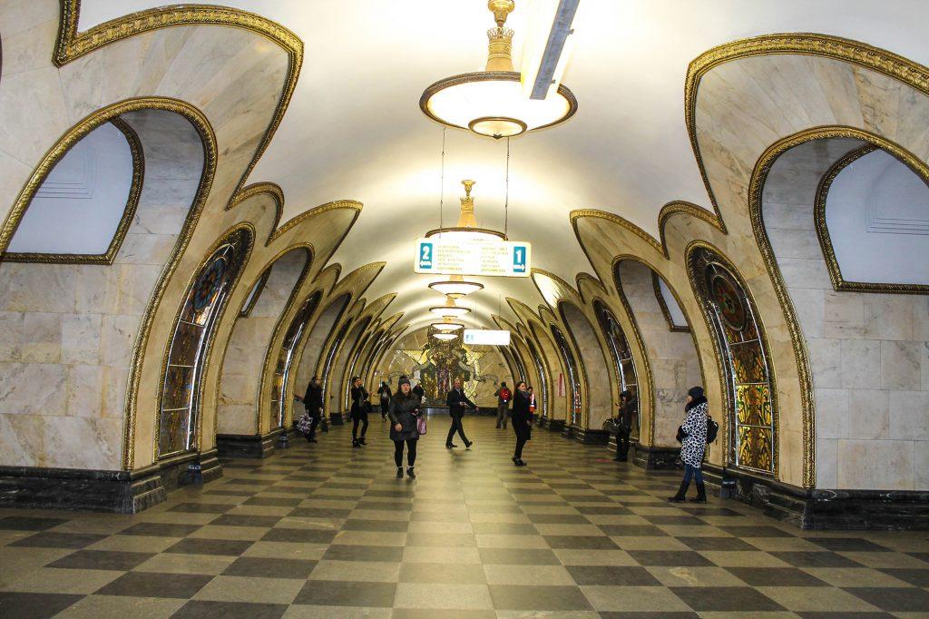 Metro de Moscú-11
