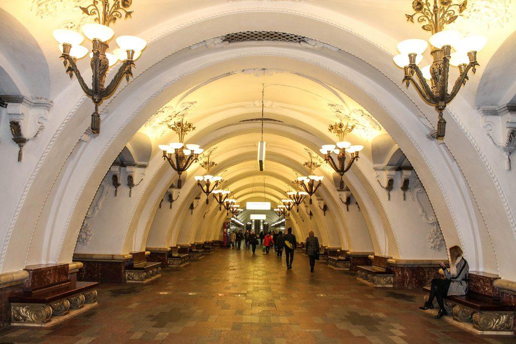 Metro de Moscú-5