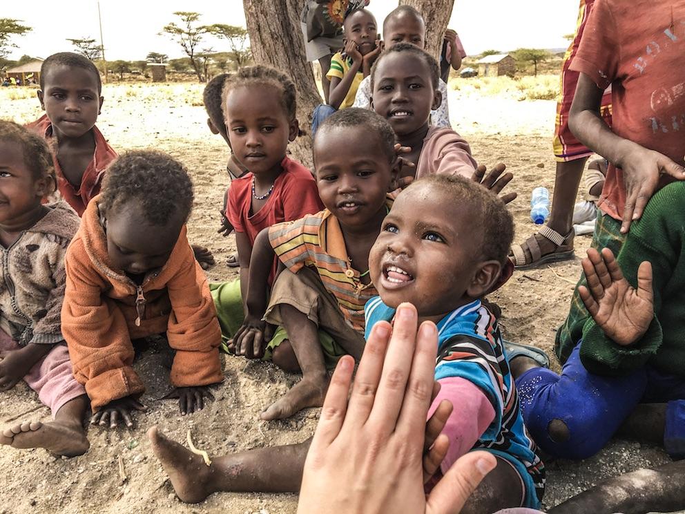 Volver enamorada de Kenya