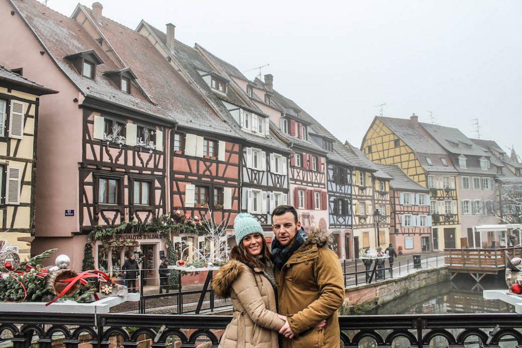 Mercados de Navidad de Colmar
