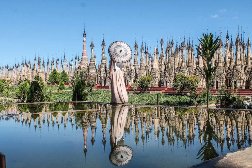 Preparativos de viaje a Myanmar
