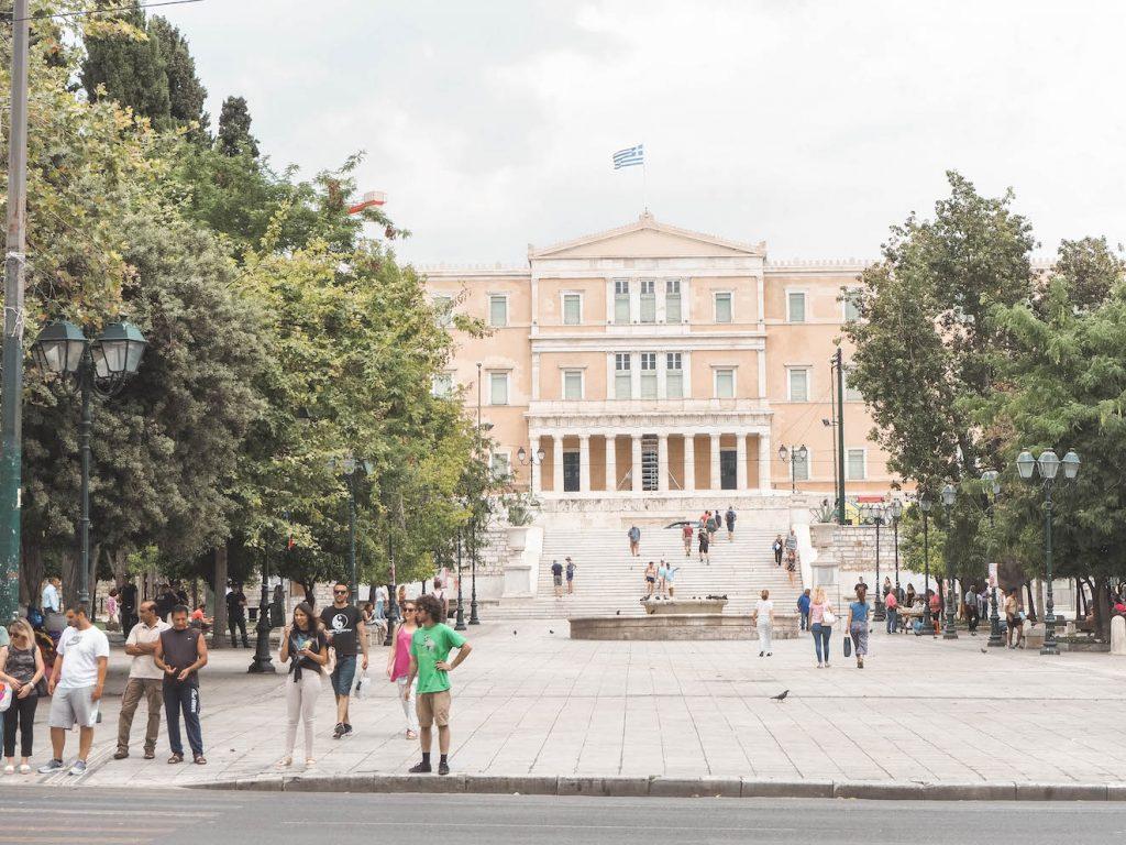 Plaza Syntagma