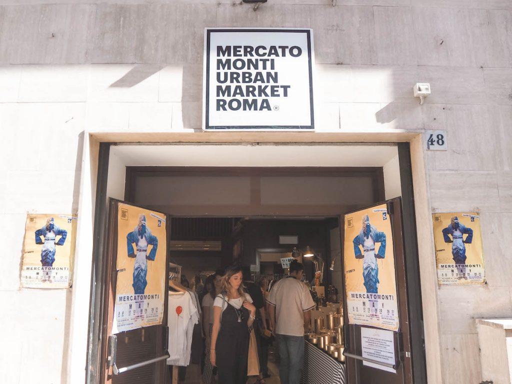 Monti Urban Market