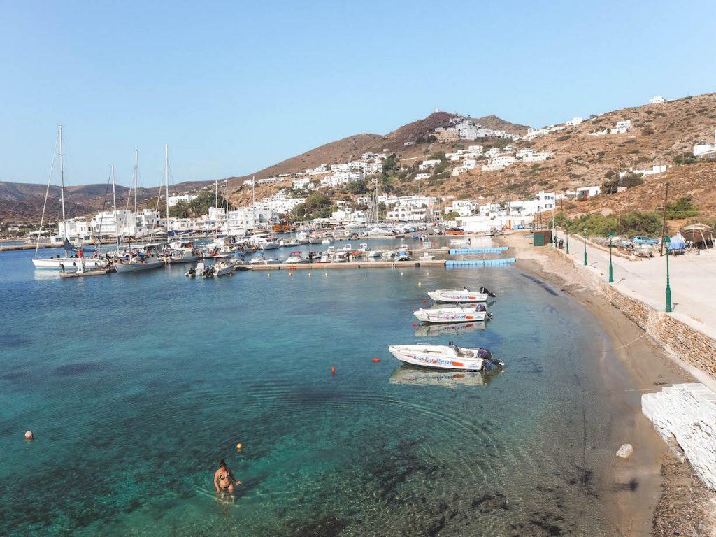 Puerto de Ios