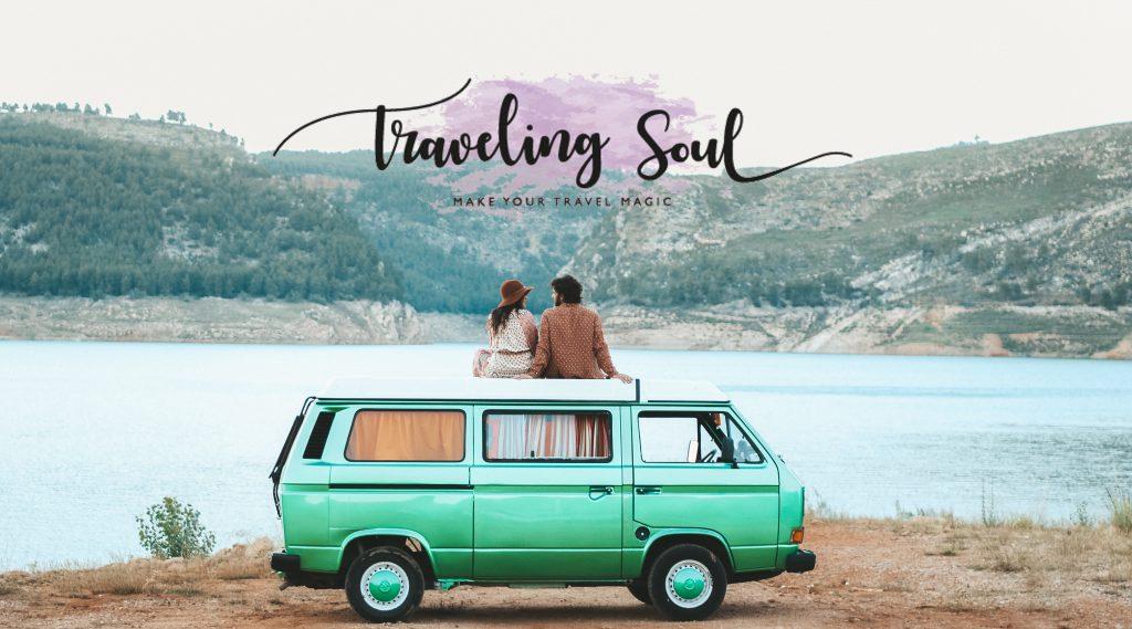 Yo viajo con el alma