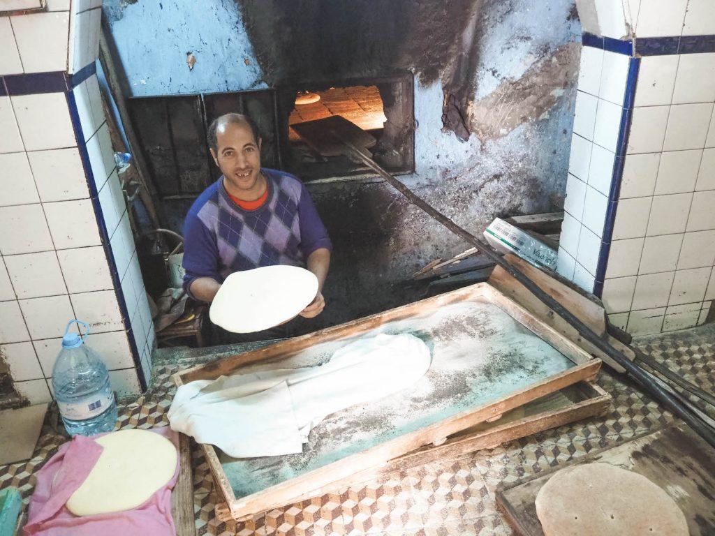 Panadería en Assilah