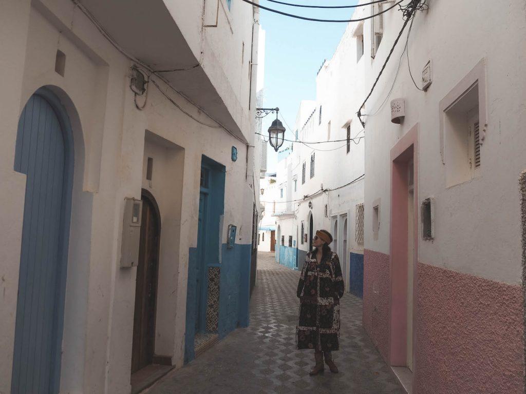 Paseo por Assilah
