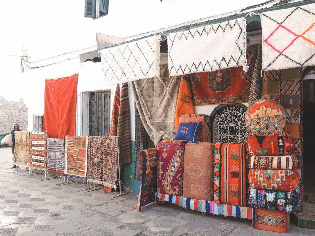 Tiendas de Assilah