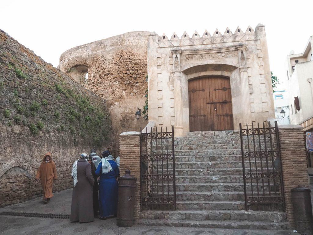 Puerta Bab Homar