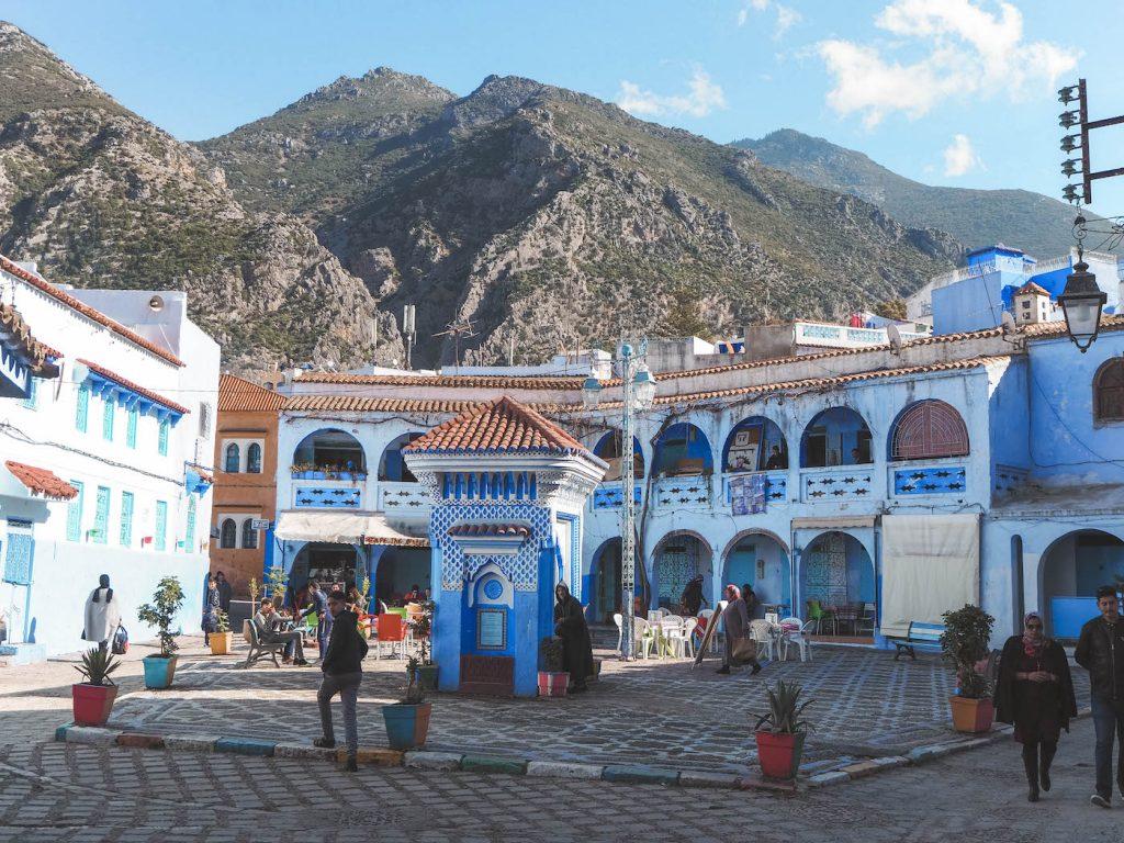 Plaza El Hauta