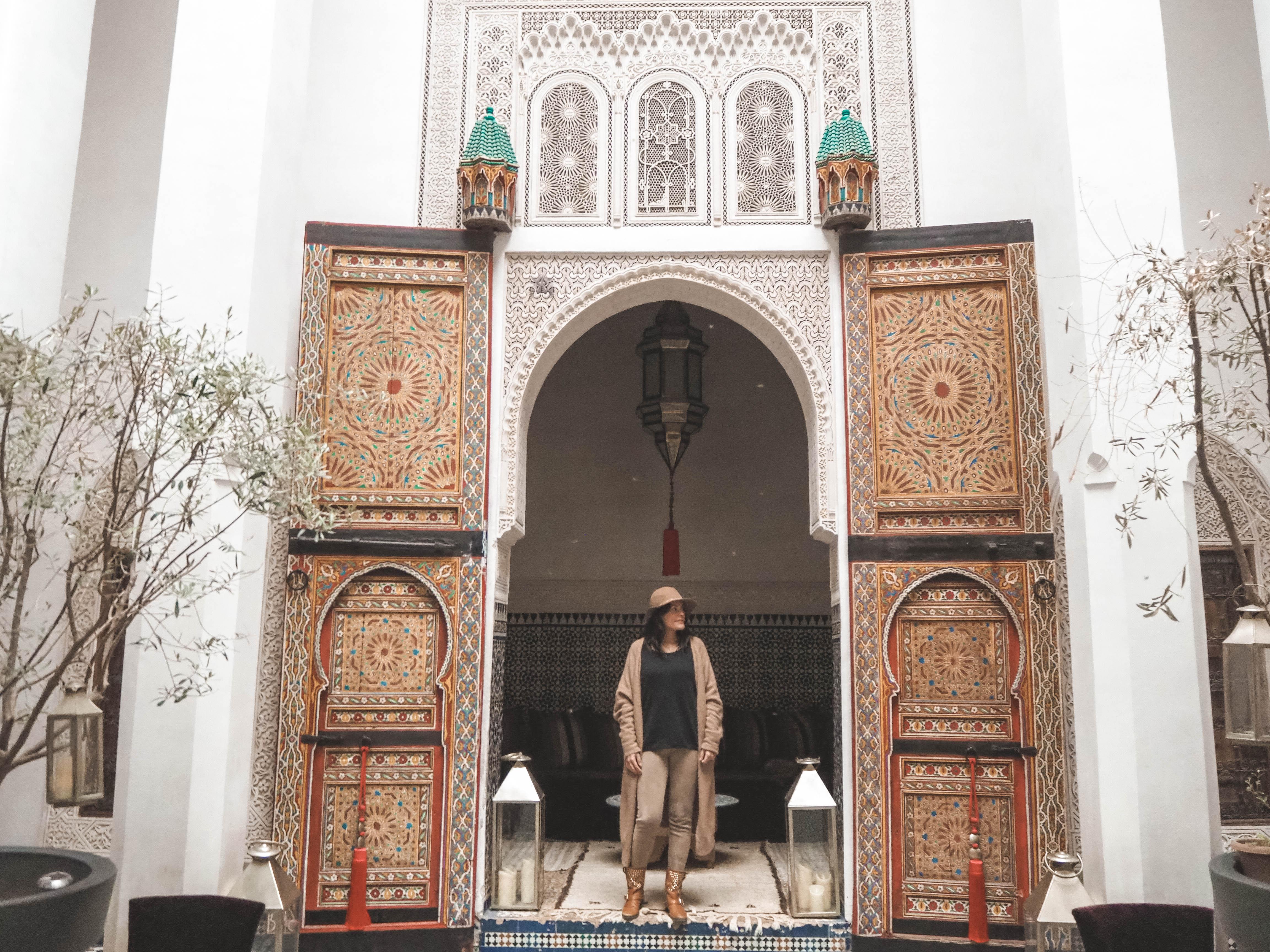 Donde alojarse en Marruecos