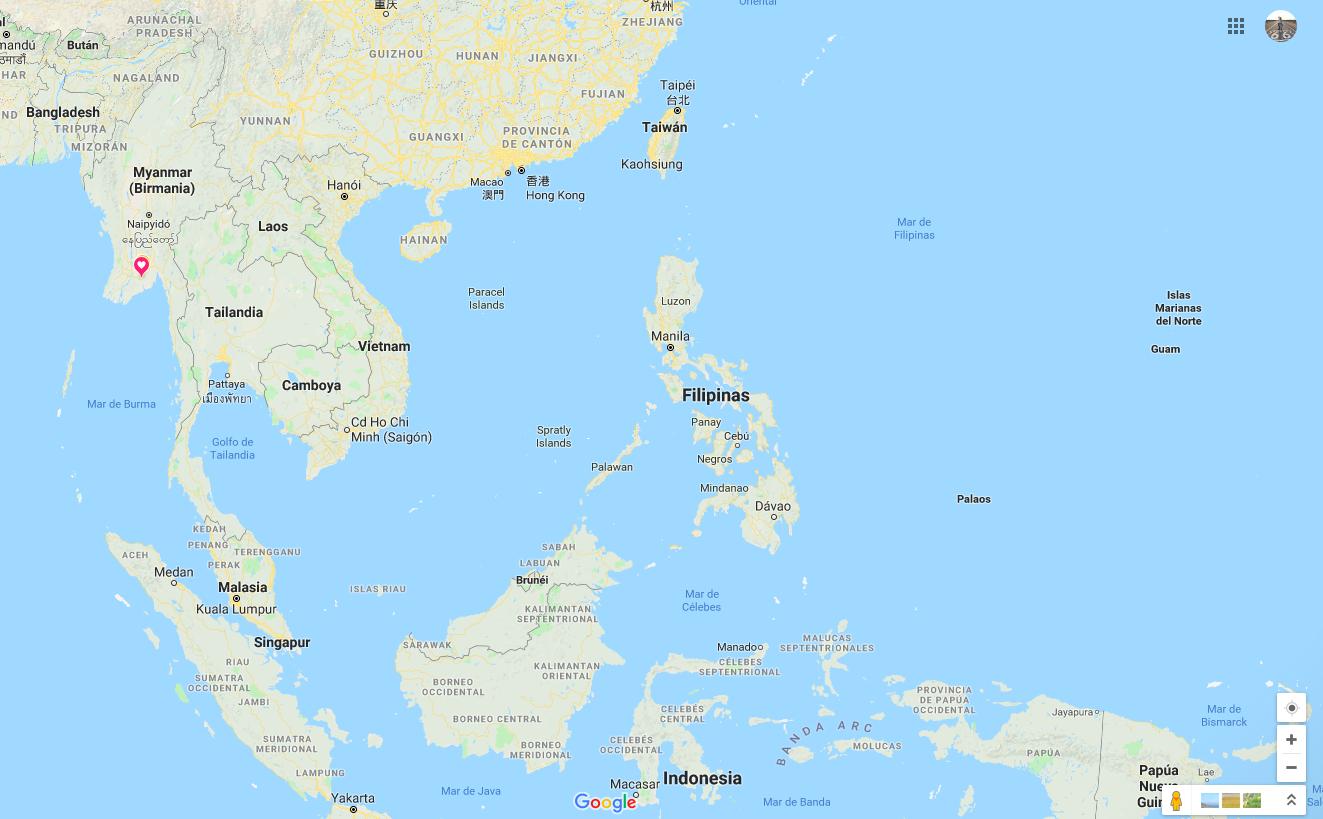 Preparativos de viaje a Filipinas