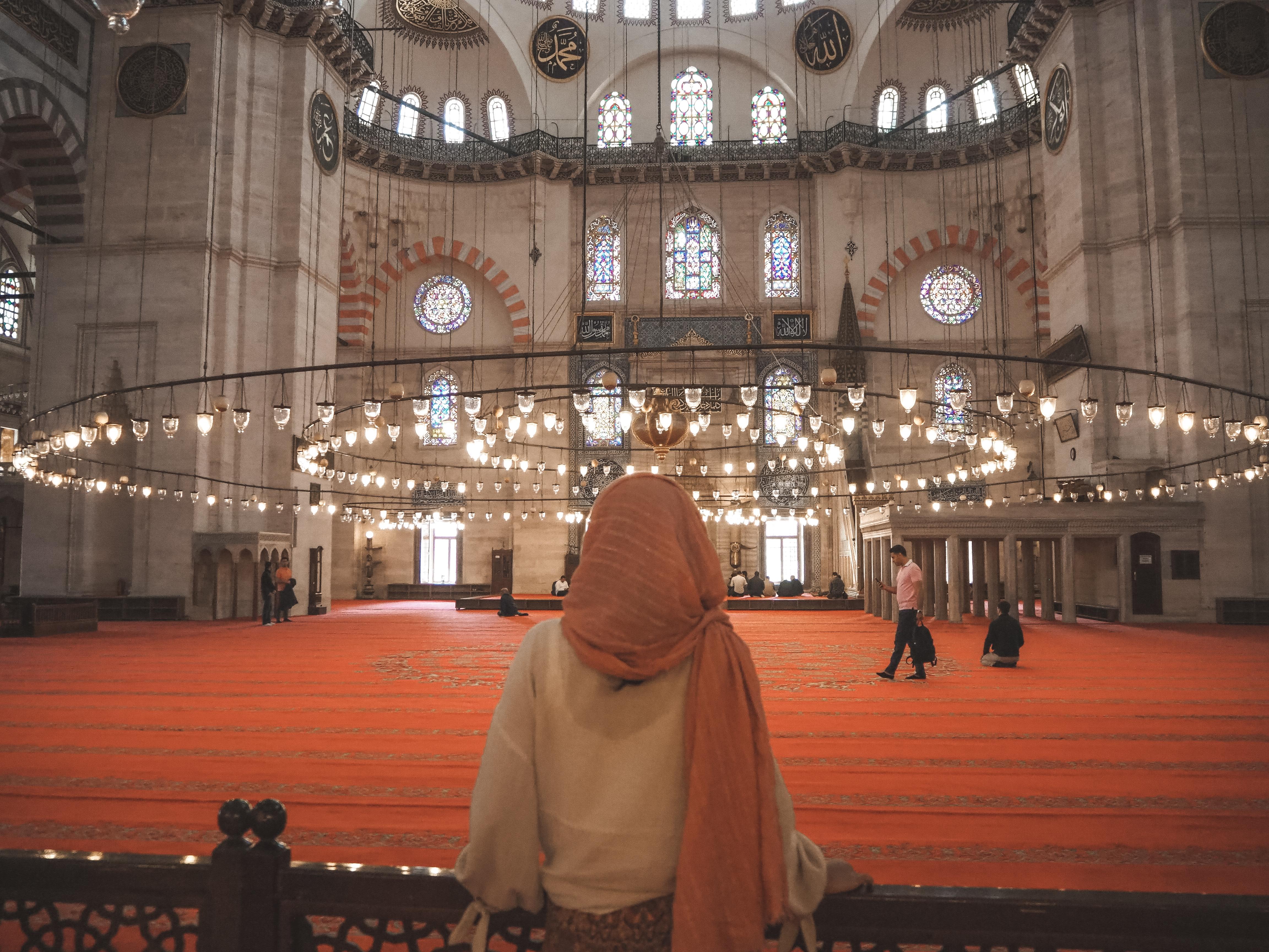 Mezquita Suleyman