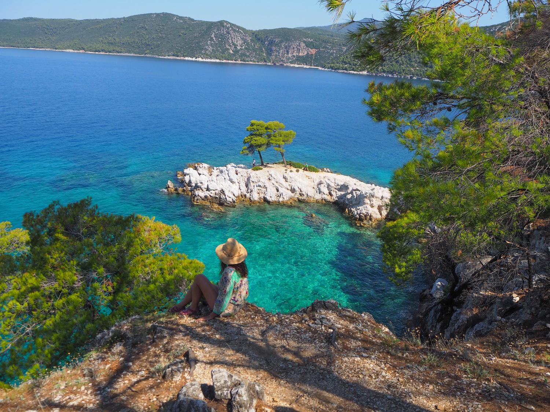 Quér ver y hacer en Skopelos