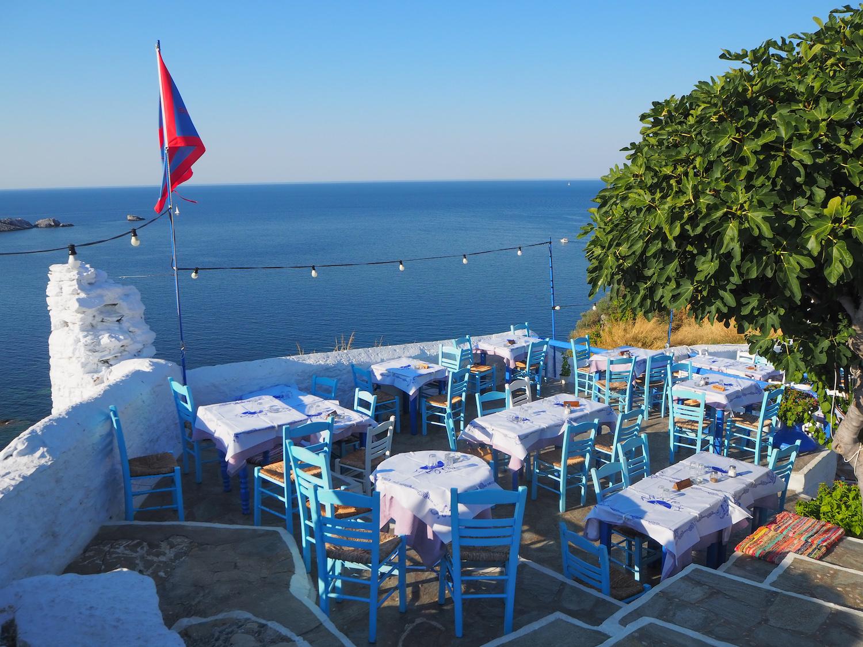 Dónde comer en Skopelos