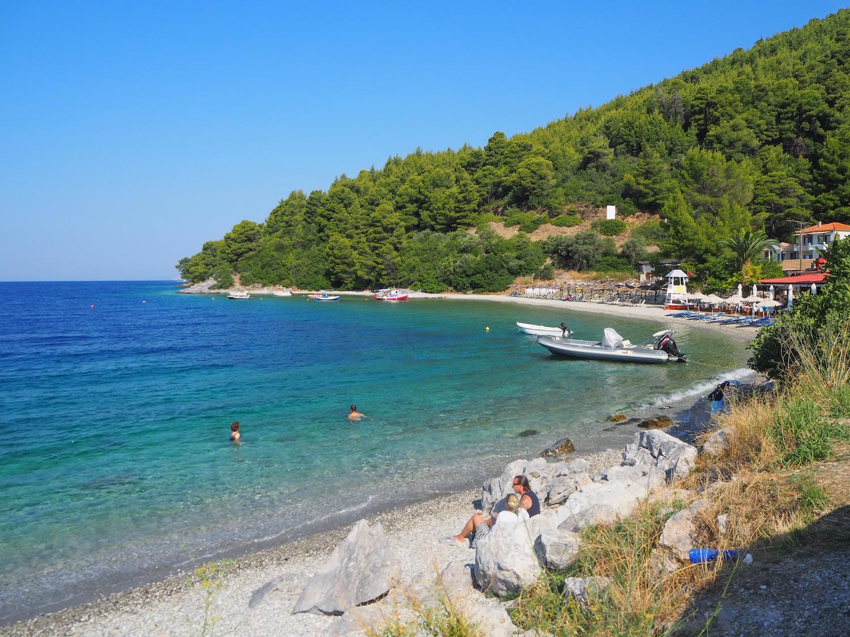 Viaje a Skopelos en 4 días