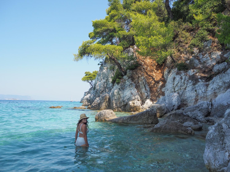 Mamma Mia en Skopelos