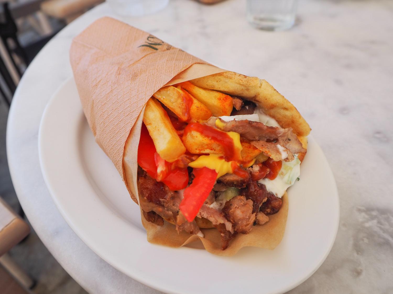 Donde comer en Skopelos